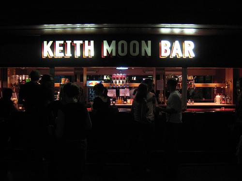 Keith Moon Bar