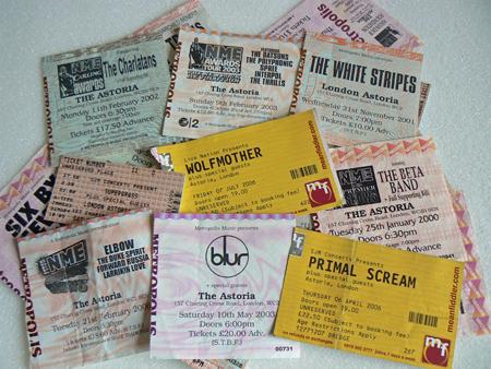 Astoria tickets