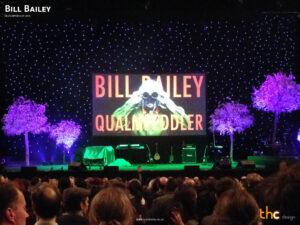 Bill Bailey, Qualmpeddler