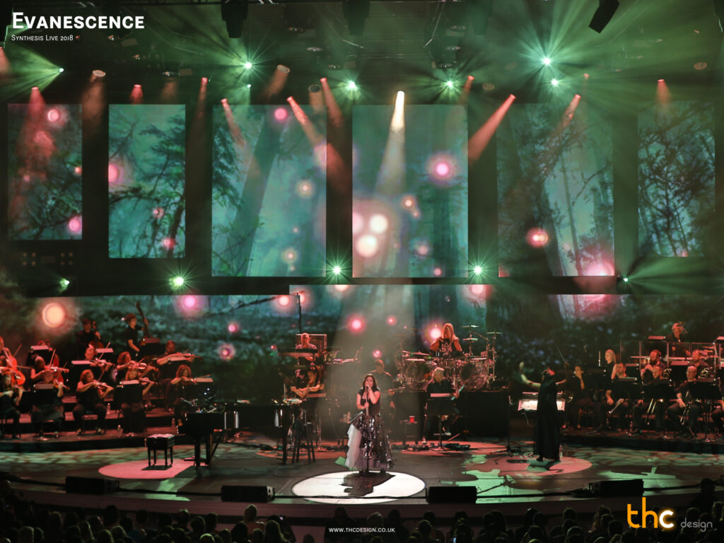 Evanescence, Synthesis 2018