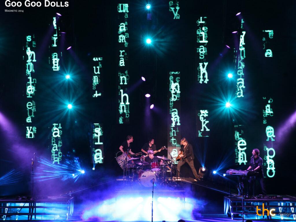Goo Goo Dolls, Magnetic
