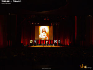 Russell Brand, Messiah Complex