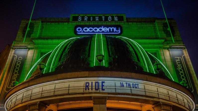 Ride, O2 Academy