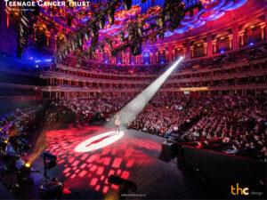 Teenage Cancer Trust, Royal Albert Hall