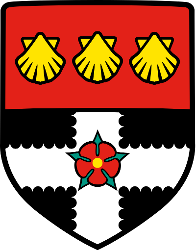 University of Reading shield of arms